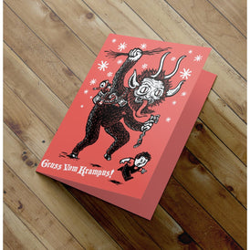 Gruss Vom Krampus - Holiday Card