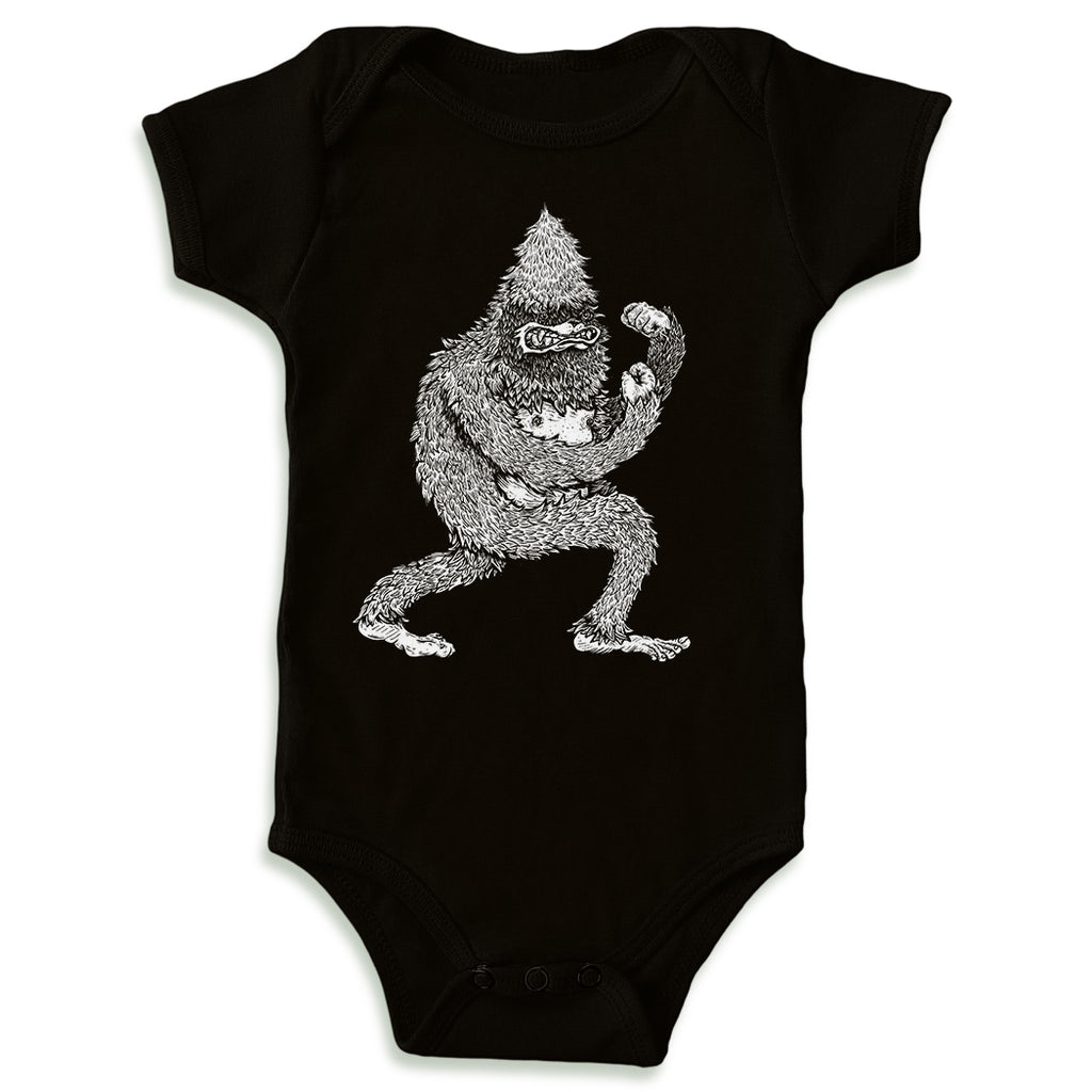 Fightin Yeti Onesie