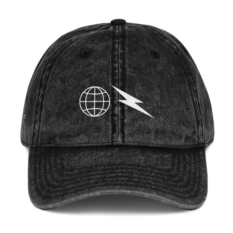 Faded Worldwide Hat