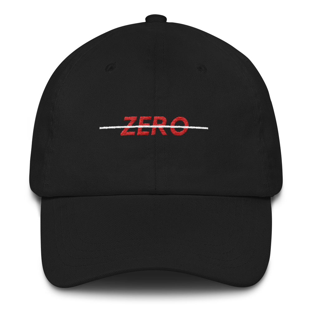 """ZERO Strike"" Hat"