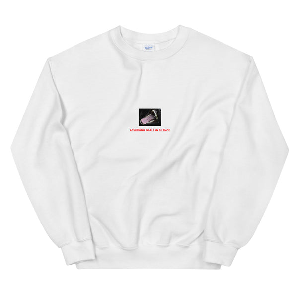 ACHIEVING GOALS Sweatshirt