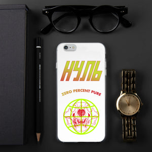 Radiant Logo iPhone Case
