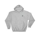 Logo Embroidered Hood