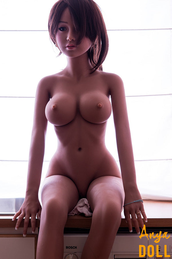 140 cm Small Breast Silicon Sex Dolls