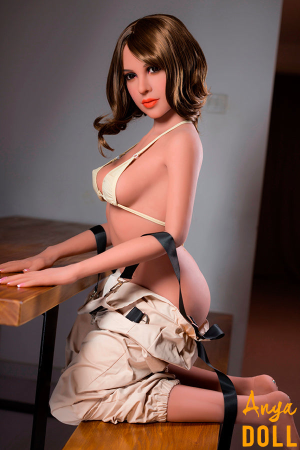 156cm B-Cup Small Breast Realistic Sex Dolls Adelaide