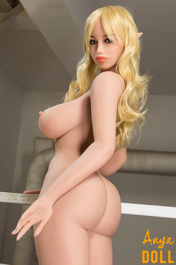 170cm Sex Dolls For Men Big Breast Elf Alma