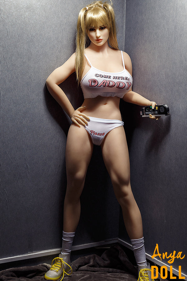 168cm Athletic Sex Doll with Big Breast June