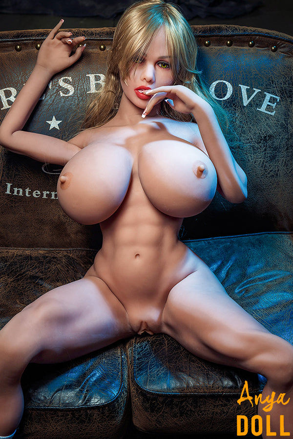 150cm Big Tit Muscle Sex Doll Ingrid