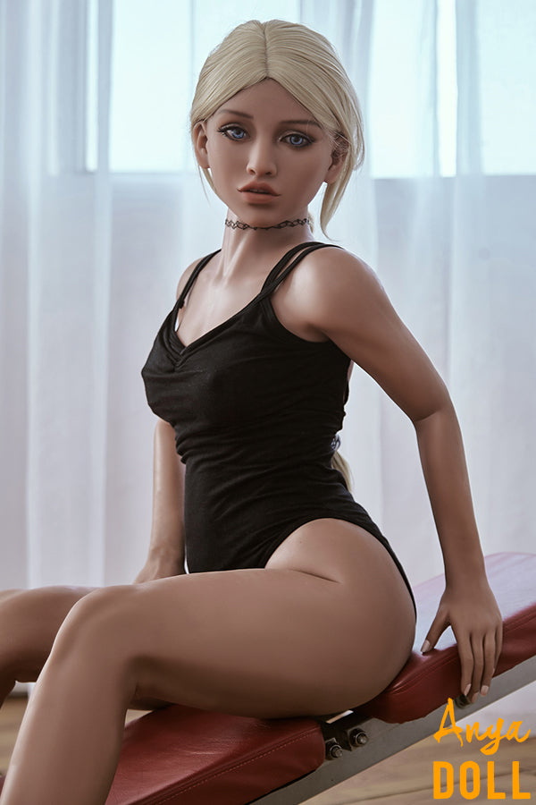 Cheap Small Breast Silicone Sex Doll Sylvia