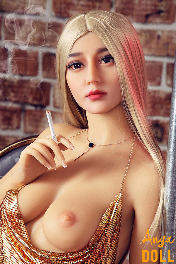 163cm Lap Dancer Small Boobs Chinese Love Doll Ella
