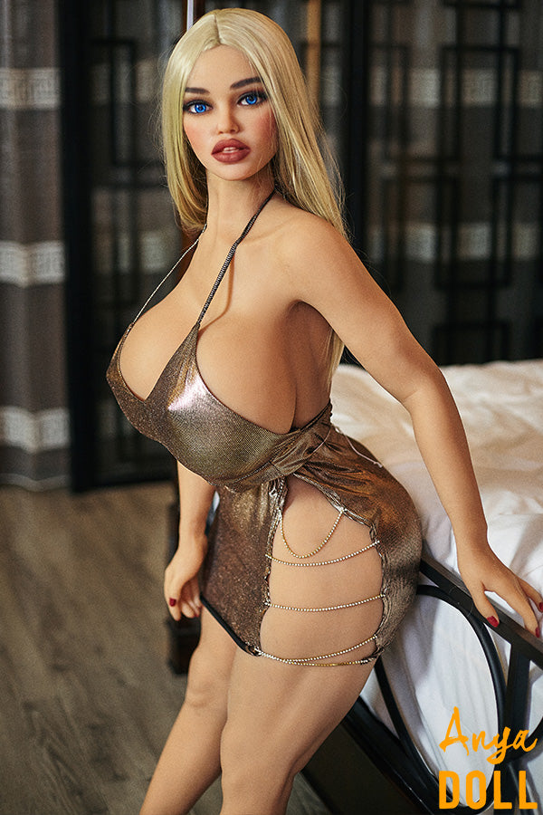 140cm Chubby Sex Doll with Huge Boobs Jane