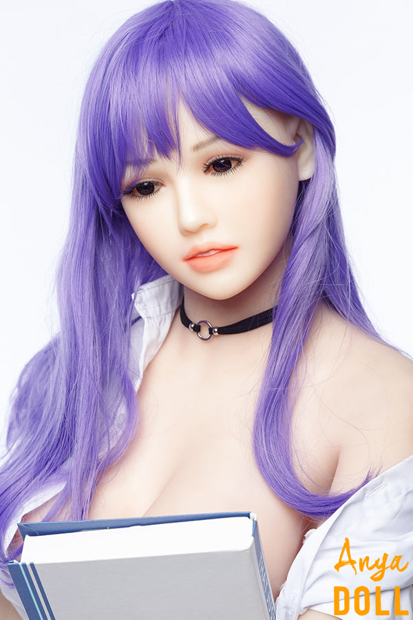 Full Size Japanese Real Sex Doll 花崎