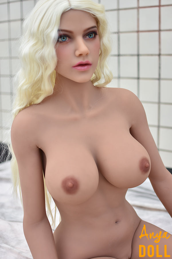 165cm Luxury TPE Sex Love Doll Lillian