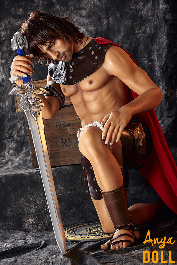 Male Love Doll Roman Warrior Marcus for Women