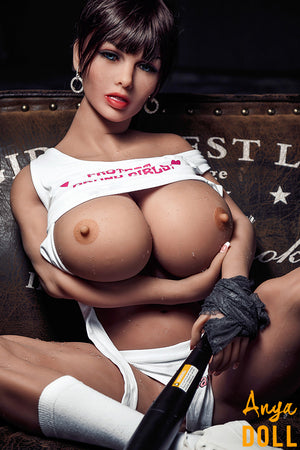 150cm Huge Tits Muscular Sex Doll Nicole