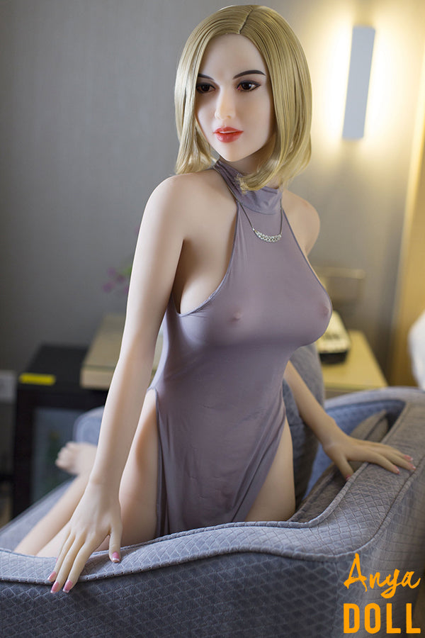 165cm D-Cup Real Love Sex Doll Jessie