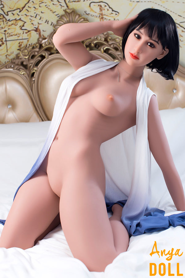 162cm B-Cup Small Chest Sex Love Doll Carrie