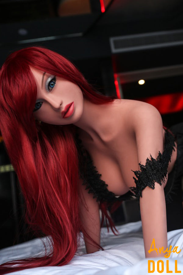 158cm Big Breast Real Love Doll Sansa