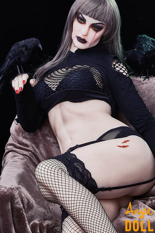 168cm C-Cup Halloween Real Sex Doll Mia