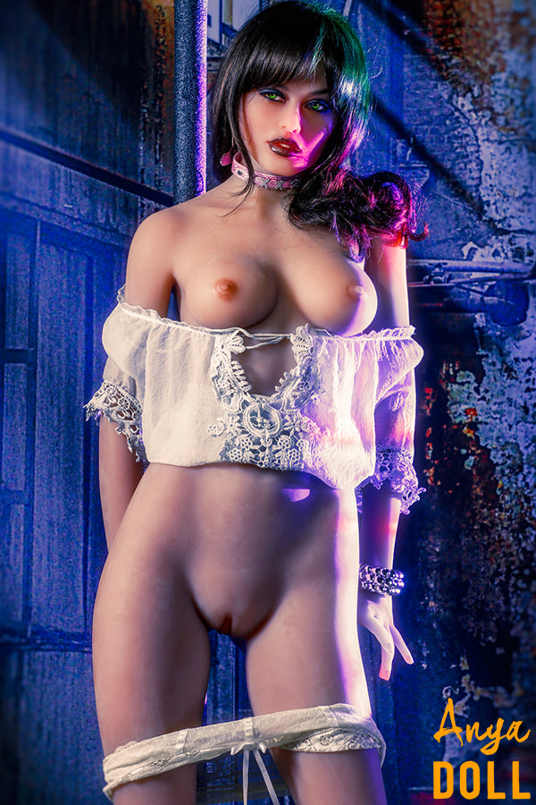 168cm Small Chest Sex Doll With Skeleton Gladys