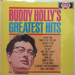 Buddy Holly ‎– Buddy Holly's Greatest Hits