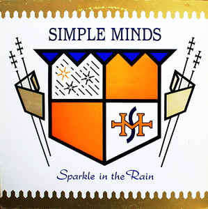 Simple Minds ‎– Sparkle In The Rain