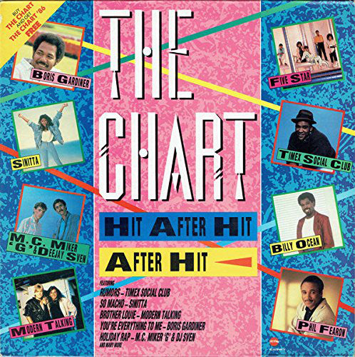 Various ‎– The Chart / The Chart '86