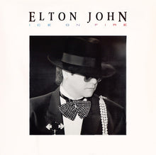 Load image into Gallery viewer, Elton John ‎– Ice On Fire