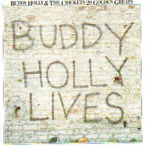 Buddy Holly & The Crickets  ‎– 20 Golden Greats