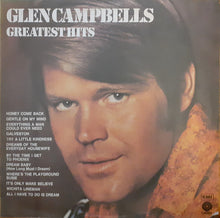 Load image into Gallery viewer, Glen Campbell ‎– Glen Campbell's Greatest Hits