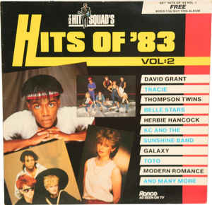 Various ‎– The Hit Squad's Hits Of '83 Vol. 2
