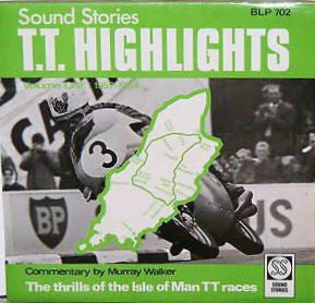 Murray Walker, Peter Arnold  ‎– T.T. Highlights - Volume One