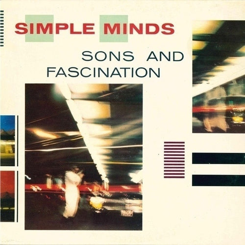 Simple Minds ‎– Sons And Fascination