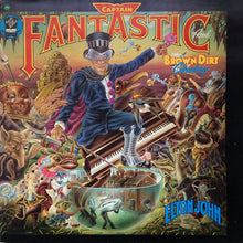 Load image into Gallery viewer, Elton John ‎– Captain Fantastic And The Brown Dirt Cowboy