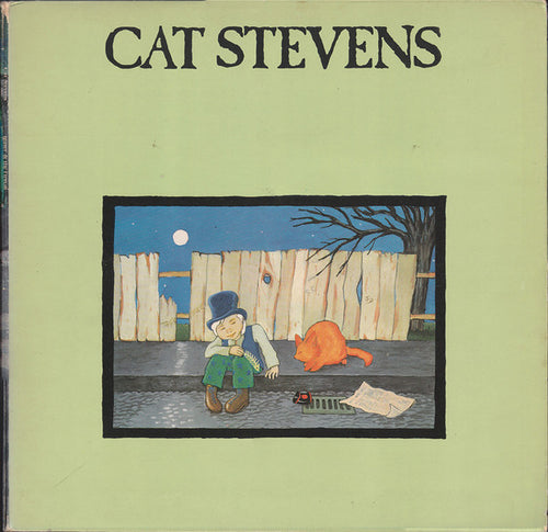 Cat Stevens ‎– Teaser And The Firecat