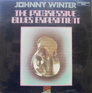 Johnny Winter ‎– The Progressive Blues Experiment