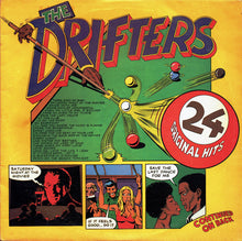 Load image into Gallery viewer, The Drifters ‎– 24 Original Hits