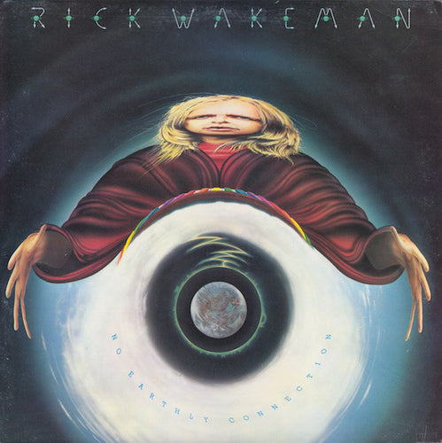 Rick Wakeman And The English Rock Ensemble ‎– No Earthly Connection