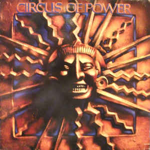 Circus Of Power ‎– Circus Of Power