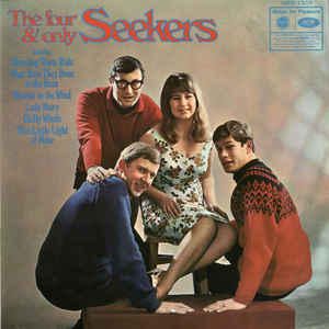 The Seekers ‎– The Four & Only Seekers