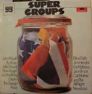 Various ‎– Super Groups