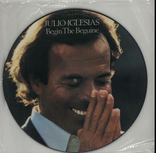 Julio Iglesias ‎– Begin the Beguine