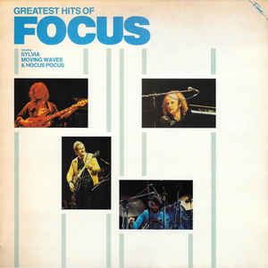 Focus  ‎– Greatest Hits Of Focus
