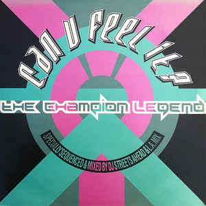 Various ‎– Can U Feel It? - The Champion Legend