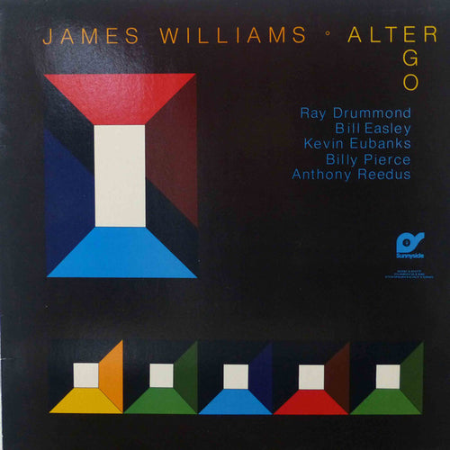 James Williams ‎– Alter Ego