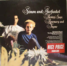 Load image into Gallery viewer, Simon And Garfunkel  ‎– Parsley, Sage, Rosemary And Thyme
