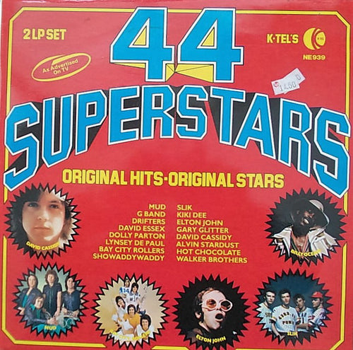 Various ‎– 44 Superstars