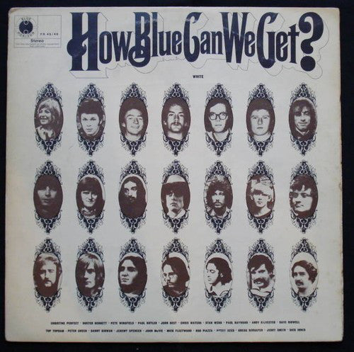 Various ‎– How Blue Can We Get