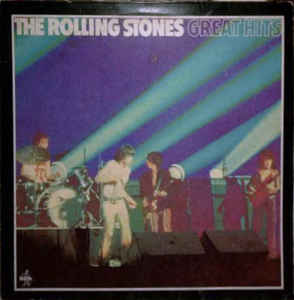 The Rolling Stones ‎– Great Hits