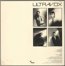 Load image into Gallery viewer, Ultravox ‎– Vienna